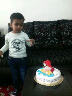 دوسالگی سامیار