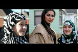 #بریتانیایی  مسلمان شدن زنان انگلیس  اصلاح زنان،اصلاح جامعه است. .