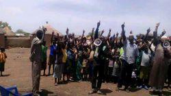 #فتحی دیگر #یک_روستا  اهالی یک روستای دیگر در آفریقا بصورت دستەجمعی اسلام را پذیرفتند...  و بگو حق آمد و باطل نابود شد آرى باطل همواره نابودشدنى است.سوره الإسراء/81