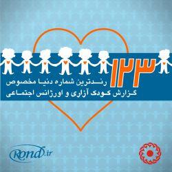 رندترین شماره تلفن مخصوص اورژانس اجتماعی و رسیدگی به کودکان http://www.rond.ir/News/906