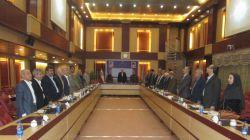 برگزاری نشست شورا در ساختمان وزارت علوم، تحقیقات و فناوری