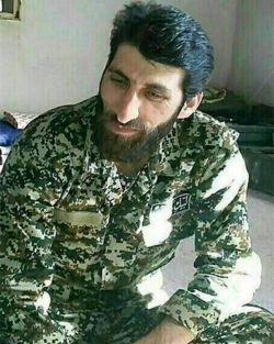شهید مدافع حرم