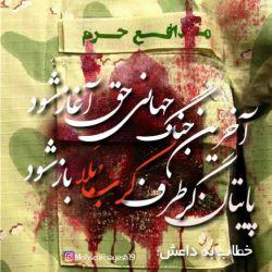 جمله ای کوبنده خطاب به داعش! #HamedZamani