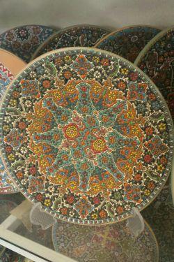 صنایع دستی یزد (عکس از خودم )