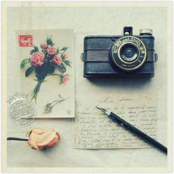 """وقتی دلتنگت هستم نوشتن """"نامت""""آرامم می کند """"دیدنت""""که دیگر جای خود دارد...."""