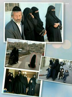 باورتان می شود اینان زنان یهودی هستند!؟ از فرقه یهودیان ارتدکس  خودشان حجاب دارند ولی میخواهند ما بی حجاب باشیم... میخواهند ما را به فساد گرایش دهند...! ‼️آگاه باشیم‼️