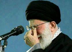 آیت الله بهجت: مواظب این سیدبزرگوار باشید او آبروی ایران واسلام است  بشكند مانند چوب خشك اى مولاى من دست مسئولى كه اوقات شما را تلخ كرد!