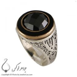 انگشتر نقره مردانه عقیق سیاه مدل فام _ کد : ۱۰۰۳۰۷ قیمت: 96 هزار تومان  --- برای خرید به سایت جواهر لوکس مراجعه کنید  www.Javaherlux.com یا با شماره 09334416110 تماس بگیرید یا تلگرام