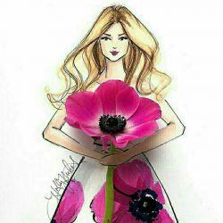 زندگی باید کرد  گاه با یک گل سرخ گاه با یک دل تنگ  گاه با سوسوی امیدی کمرنگ    لحظه هاتون بی غم و زندگیتون آروم ☺