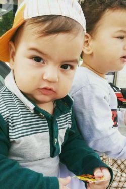 اینم اقابرهان ومحمد الیاس پسرای عزیزم