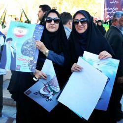 تجمع ۹دی۱۳۹۵ در شیراز