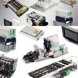ترخیص اجزا و قطعات دستگاه خودپرداز بانکی از گمرک فرودگاه امام خمینی ( ره )