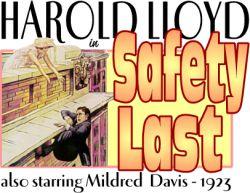 هارولدلوید در آخرین راه نجات