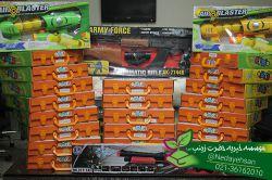 اهدای اسبابازی و توزیع اسبابازی در بین فرزندا تحت پوشش
