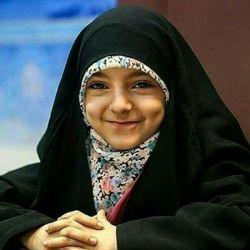 حنانه خلفی حافظ قرآن