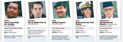دزد ترین حاکمان طبق ادعای روزنامه فایننشال تایمز