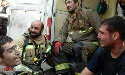 به سوختنِ شما، جگرمان سوخت یادمان نمی رود سوختید تا نسوزیم چه می توان گفت....  به شهادت رسیدن تعدادی از آتشنشانان عزیز در حادثه پلاسکو را تسلیت میگوییم .