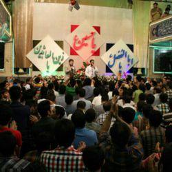 حاج محمدرضا طاهری /کربلایی حسین طاهری  شب میلاد امام حسین علیه السلام