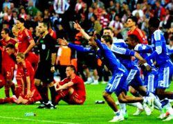 از وقتی که فوتبال میبینم این صحنه بهترین صحنه زندگی فوتبالیم بوده