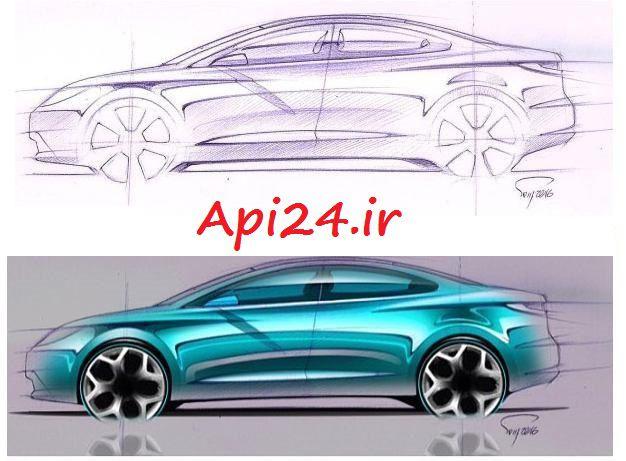 ✅پروژه X502 در راه است...  مدیر عامل ایران خودرو از ورود چهارمین و پنجمین خودرو ملی به بازار خبر داد.  api24.ir
