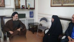 محمدعلی اثنی عشری - مادر؛ فرخنده تقی زاده - سیدمحمد خاتمی