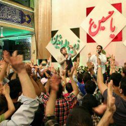 شب میلاد امام حسین علیه السلام حاج محمدرضا طاهری/کربلایی حسین طاهری