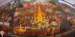 GASHTHA.COM کاخ بودا زمردین تایلند (Wat Phra Kaew) در این مقاله به بررسی یکی از مهم ترین سازه ها و مکان های دیدنی تور تایلند میپردازیم .  کاخ بودا زمردین از مقدس ترین و مهم ترین معابد کل تاسلند است تزئینات این معبد بزرگ و زیبا تماما از طلای خالص و سنگ های با ارزش تشکیل شدده و بسیار چشم گیر و دیدنی است