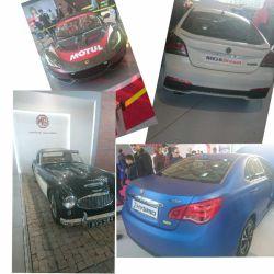امروز بازدید از نمایشگاه خودرو در نمایشگاه بین المللی آفتاب  بدون حضور شرکت ستاره ایران(بنز) و دیگر شرکتهای برند  #خودرو#نمایشگاه_آفتاب#ستاره_ایران#بنز#ام_جی