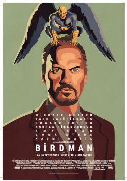 مرد پرنده