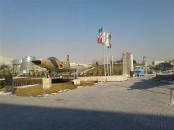 باغ موزه دفاع مقدس - تهران