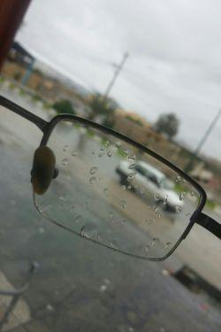 باران میبارد و دیگر هیچ