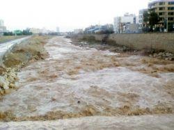 رودخانه خشک شیراز دیروز ساعت ۵:۳۱
