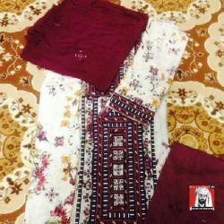 لباس محلی(سوزندوزی) زنان بلوچ