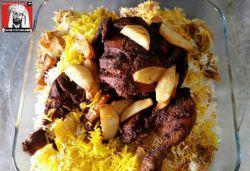 غذای محلی بلوچستان @iranshahr