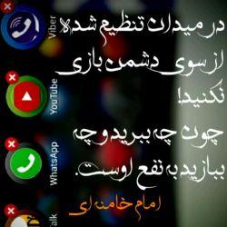 حمایت از پیام رسان ایرانی