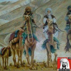 بلوچ به روایت تصویر   نقاشی#تابلو#بلوچ#قدیمی#بلوچستان#هویت#کنارک#راسک#سرباز#