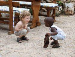 در آخر نه رنگ باقی می ماند و نه نژاد ،  تنها چیزی که باقی خواهد ماند #آدم بودن توست...