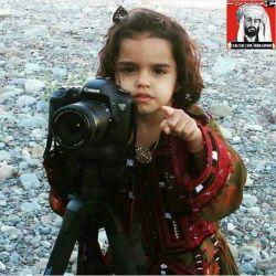 دختران سرزمین بلوچستان