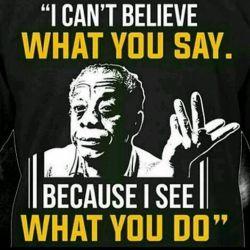 حرفاتو باور نمی کنم چون  می بینم  چیکار می کنی. #انگلیسی  #english #English