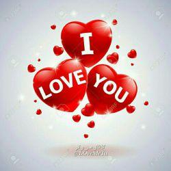 """""""دوستت دارم"""" غوغا میکند به شرطی که از بین لب های """"تو"""" آمده باشد نشسته باشد روی دل """"من"""" . . .  """