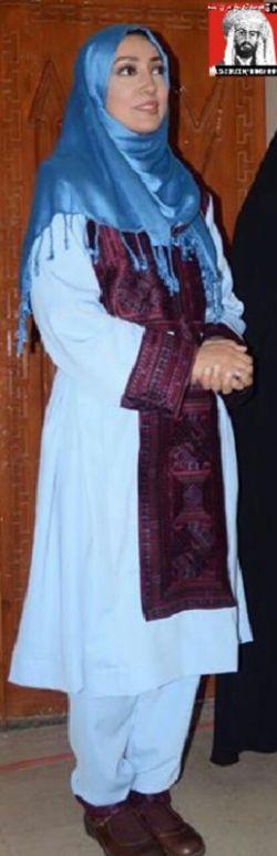 نگار عابدی در لباس اصیل و زیبای بلوچی  #نگارعابدی #لباس بلوچی #بلوچ #بلوچستان #هویت #تاریخ