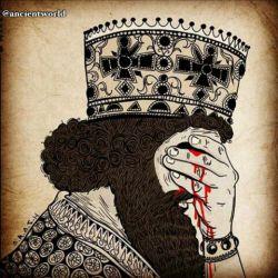 هرگز بر نخیز كوروش!  برخواستنت ارمغانى جز خون گریستن بر این مملكت نخواهد داشت..