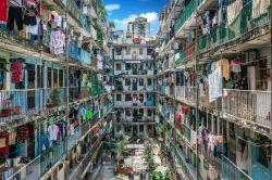 رنگ برنگ: عکس روز نشنال جئوگرافیک، لباسشویی! ماکائو - چین