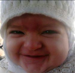 کوچولی زیبایی ایرانی