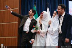 جشن ازدواج دانشجویی دانشگاه خواجه نصیر در دانشکده مکانیک برگزار شد  سال 1395