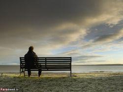 #تنهایی-عه برای امروزبلیط نبودبرگردم بایدفردابرم هم اتاقی ام هم رفته تنهاموندم:-(