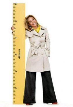 مد و زیبایی: چه لباس هایی خانم ها را بلندتر نشان میدهد؟ yon.ir/Gs34J خانمهایی که دوست دارن قدشون بلند به نطر برسه