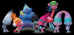 انیمیشن ترول ها