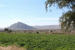 عرب فامور یکی از روستاهای اطراف دریاچه خشک شده پریشان