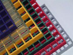 گریتینگ فایبرگلاس ساخته شده با استفاده از مواد کامپوزیتی
